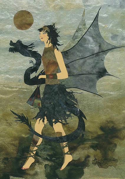Spirit Animal – Winged Dragon (15)